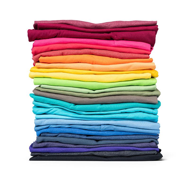 wash and fold laundry