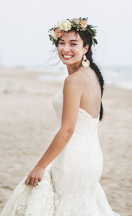wedding garment care